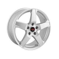 Автомобильный диск Литой LegeArtis KI105 6x15 4/100 ET 48 DIA 54,1 Sil