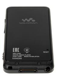 Мультимедиа плеер Sony NWZ-E584 черный