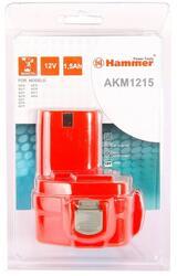 Аккумулятор Hammer AKM1215