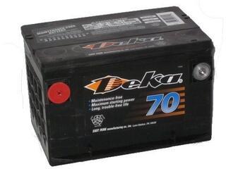 Автомобильный аккумулятор Deka 6101MF