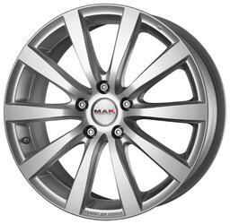 Автомобильный диск Литой MAK Iguan-L 7x17 5/100 ET 40 DIA 57,1 Silver