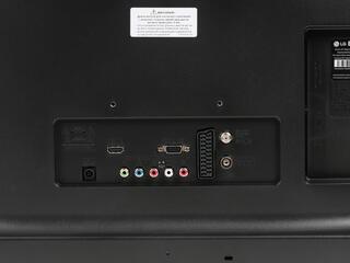 """27.5"""" (70 см)  LED-телевизор LG 28MT47V черный"""