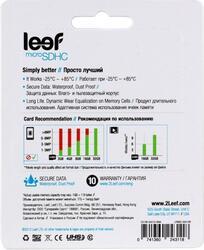 Карта памяти Leef microSDHC 32 Гб