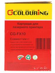 Картридж лазерный Colouring CG-FX-10
