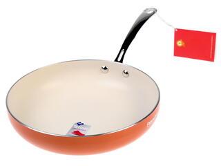 Сковорода Rondell Terrakotte RDA-525 оранжевый