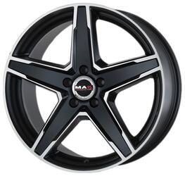 Автомобильный диск литой MAK Stern 8,5x19 5/112 ET 28 DIA 66,6 Ice Black