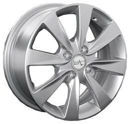 Автомобильный диск Литой LegeArtis HND74 5,5x15 4/100 ET 46 DIA 54,1 Sil