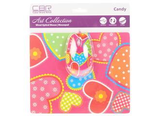 Мышь проводная CBR Candy