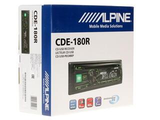 Автопроигрыватель Alpine CDE-180R