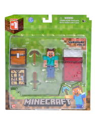 Фигурка персонажа Minecraft Набор для выживания