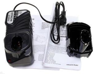 Шуруповерт Hitachi DV18DCL2-RC