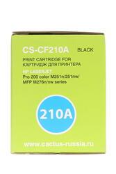 Картридж лазерный Cactus CS-CF210A