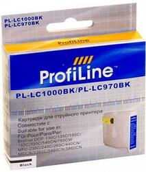 Картридж струйный ProfiLine PL-LC1000BK