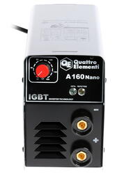 Сварочный аппарат Quattro Elementi A 160 Nano