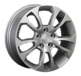 Автомобильный диск литой Replay FD16 6,5x16 5/108 ET 52,5 DIA 63,3 Sil