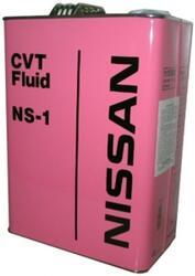 Трансмиссионное масло Nissan CVTfluid NS1 KLE50-00004