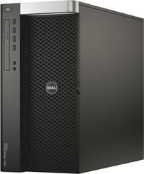 ПК Dell Precision T7610 MT Xeon E5-2620v2 (2.1)/16Gb/1Tb/K4000 3Gb/DVDRW/Win 7 Prof 64