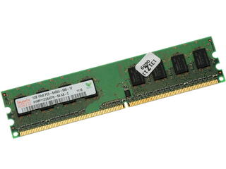 Оперативная память Noname на чипах Hynix 1 ГБ