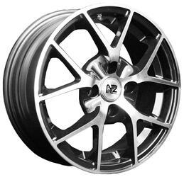 Автомобильный диск Литой NZ SH634 6x15 4/114,3 ET 45 DIA 73,1 BKF