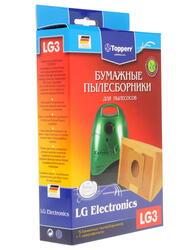Мешок-пылесборник Topperr LG 3