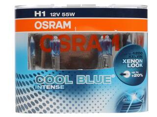 Галогеновая лампа Osram Cool Blue Intense