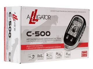 Автосигнализация Alligator C-500