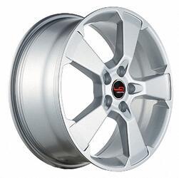 Автомобильный диск Литой LegeArtis H44 7x18 5/114,3 ET 55 DIA 64,1 Sil