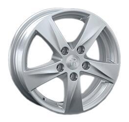 Автомобильный диск литой Replay NS100 7x17 5/114,3 ET 45 DIA 66,1 Sil
