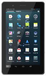 """[185095] Планшет WEXLER.TAB 7iD 8Gb 3G black(1,2GHz,1Gb, dual sim, WF,0.3/5Mp,7""""IPS,1024x600,A4.1)"""