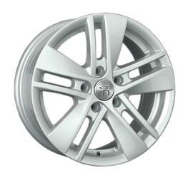 Автомобильный диск литой Replay OPL60 6,5x15 5/110 ET 35 DIA 65,1 Sil