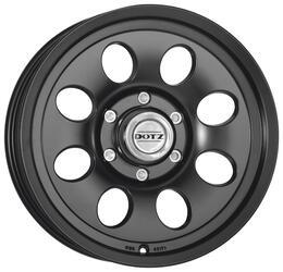 Автомобильный диск Литой Dotz Rafting 8x16 6/139,7 ET 20 DIA 110 Dark