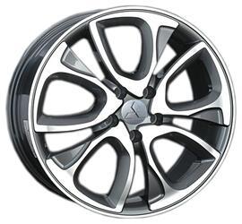 Автомобильный диск литой Replay MI60 7x18 5/114,3 ET 38 DIA 67,1 GMF