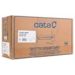 Вытяжка полновстраиваемая Cata TF 2003 черный