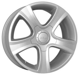 Автомобильный диск Литой K&K Гавана 6,5x15 5/100 ET 40 DIA 67,1 Блэк платинум