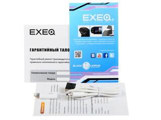 Портативный аккумулятор Exeq PUL2000 желтый, оранжевый, розовый
