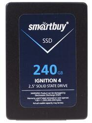240 Гб SSD-накопитель Smartbuy Ignition 4 [SB240GB-IGNT4-25SAT3]