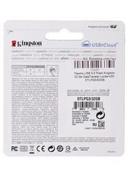 Память USB Flash Kingston DataTraveler Locker+ G3 DTLPG3 32 Гб