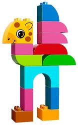 Конструктор LEGO DUPLO Весёлые зверюшки