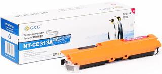 Картридж лазерный G&G NT-CE313A