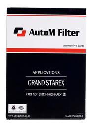 Фильтр воздушный AutoM AAK-124
