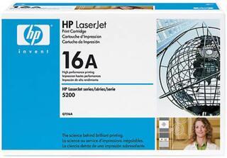 Картридж лазерный HP Q7516A
