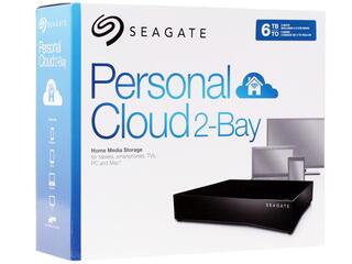 Сетевое хранилище Seagate Personal Cloud 2-Bay