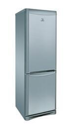 Холодильник Indesit NBEA 18 FNF Серебристый