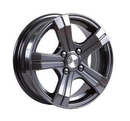 Автомобильный диск литой Скад Мицар 7,5x17 5/100 ET 38 DIA 67,1 Грей