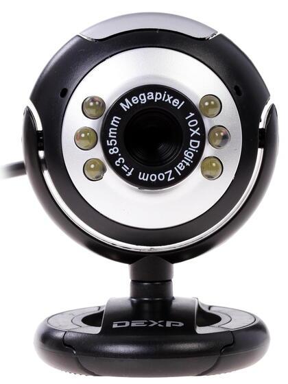 Веб-камера Dexp H-608