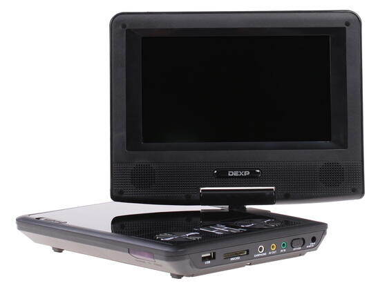 Портативный видеоплеер DEXP EG-7001