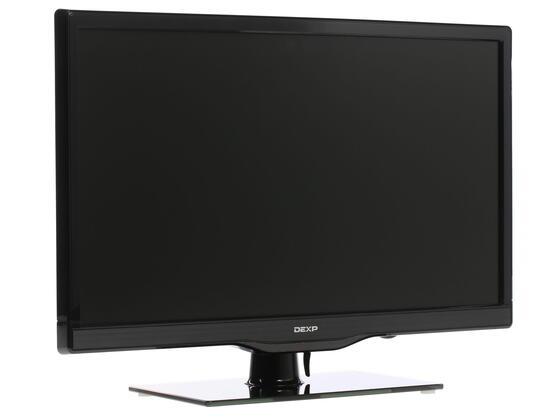 "19"" (48 см)  LED-телевизор DEXP H19B7000C черный"