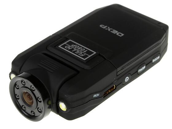 Видеорегистратор DEXP RV-1080HD