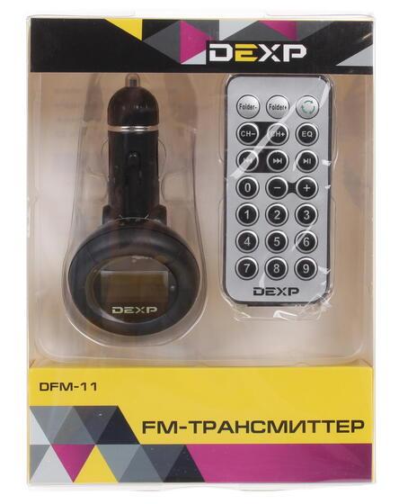FM-трансмиттер DEXP DFM-11