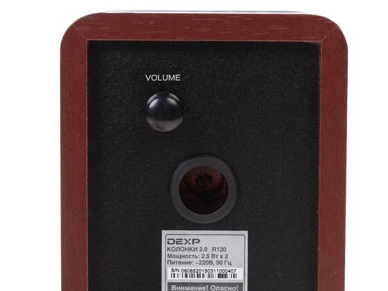 Колонки DEXP R120